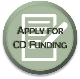 Apply for Community Development Funding Select-able Icon