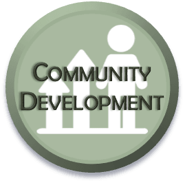 Community Development Select-able Icon
