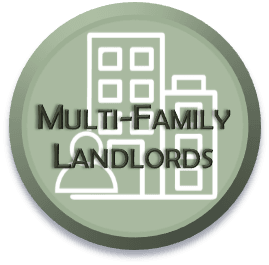 Multi-Family Landlords Select-able Icon