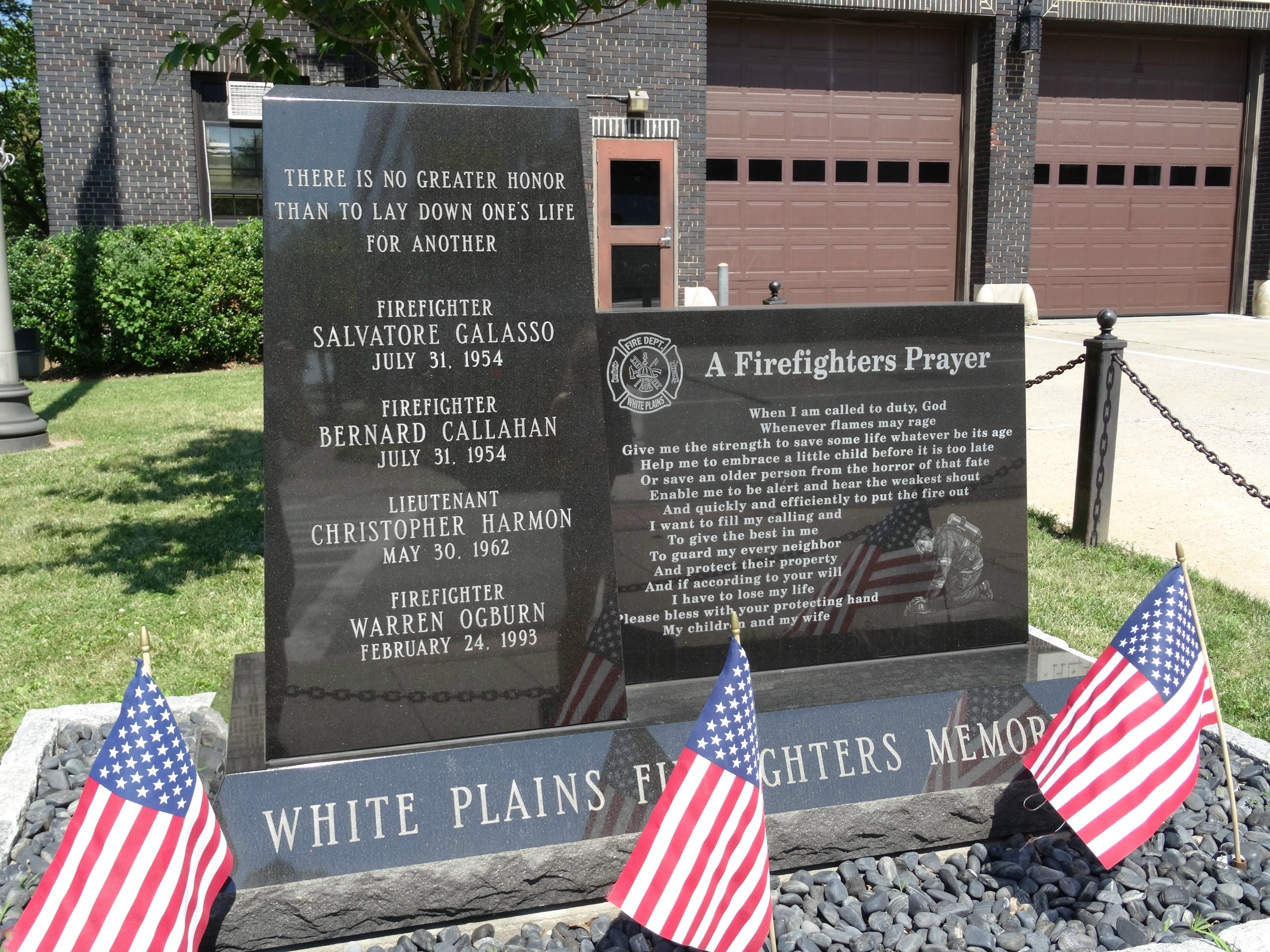Firefighters Memorial