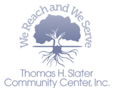 Thomas Slater Center Select-able Logo