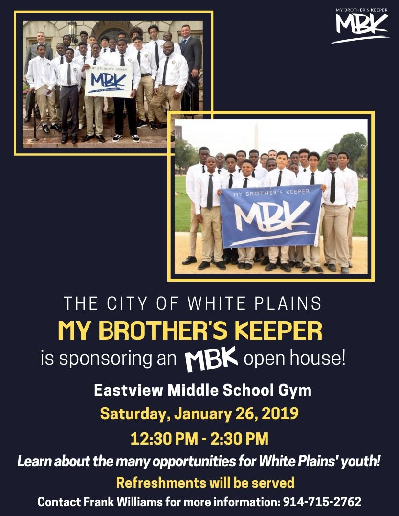 MBK flyer open house
