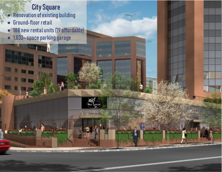 City Square Rendering (50 Main Street)