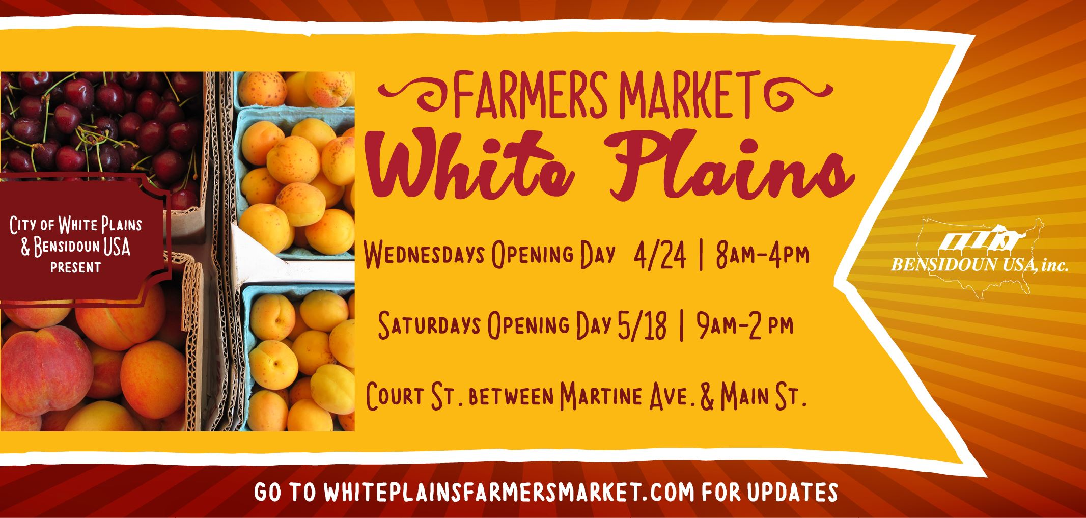 White Plains Farmers Market