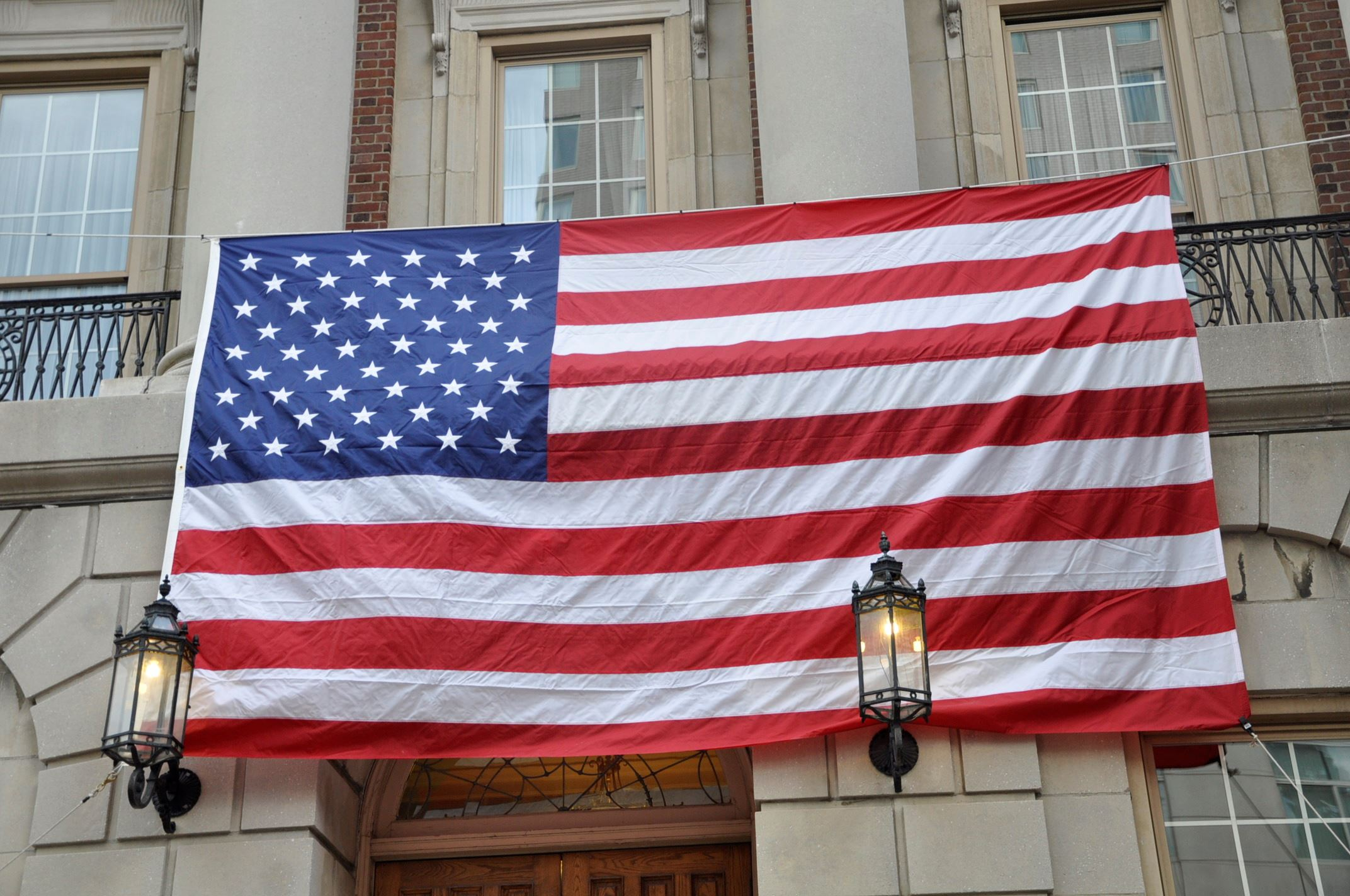 Summer 2015, Memorial Day, Flag Day city hall  003