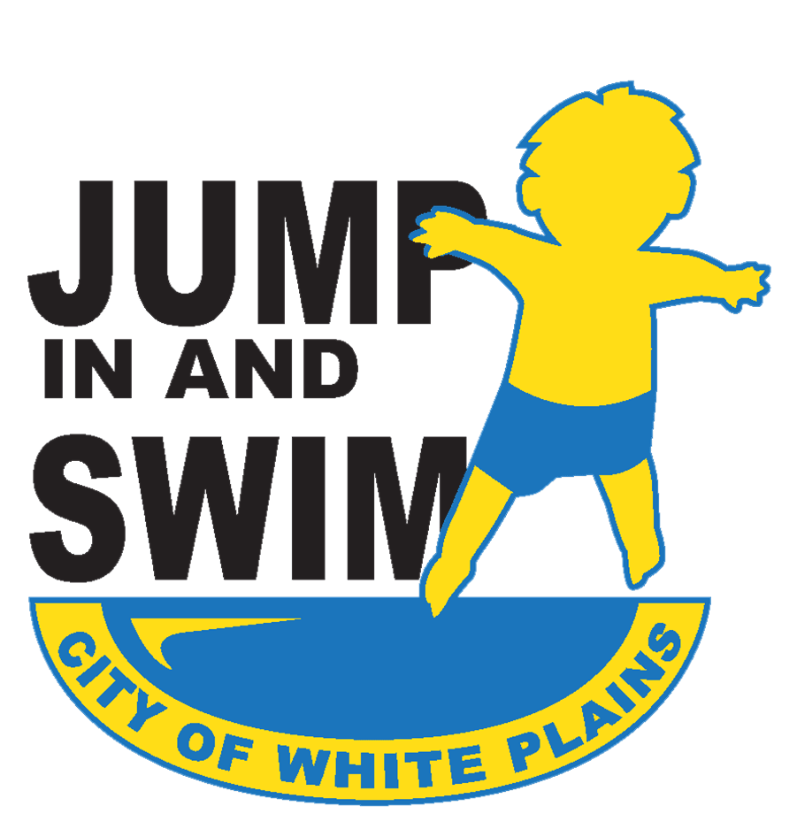 jump in and swim logo