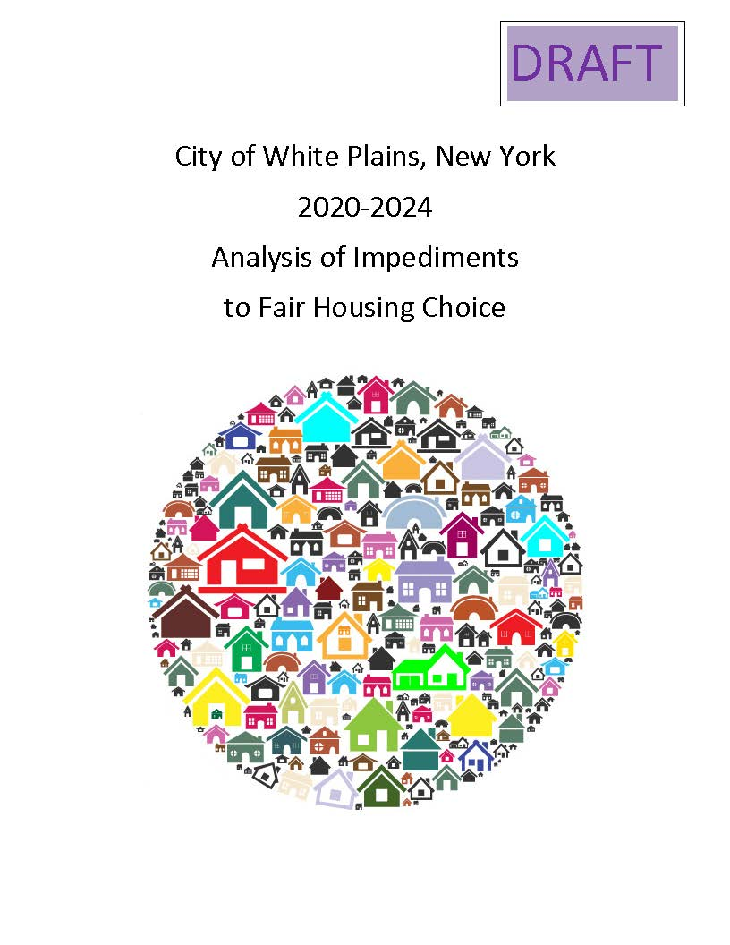 DRAFT 2020 Analysis of Impediments to Fair and Affordable Housing