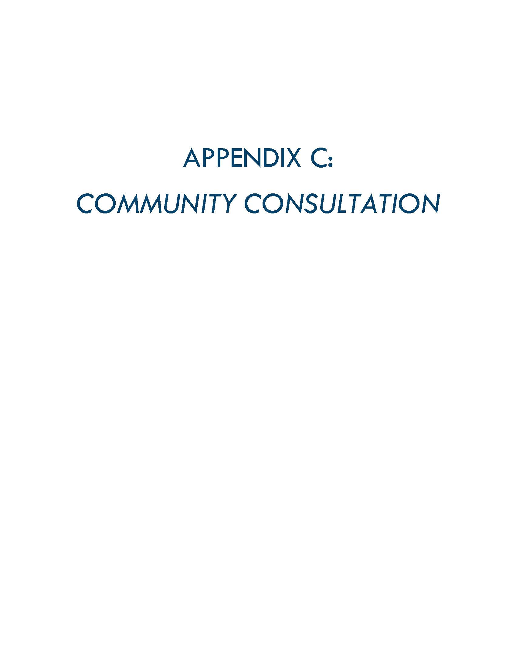 Pages from Appendic C - Community Consultation Final