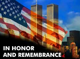 sept 11 honor and remember