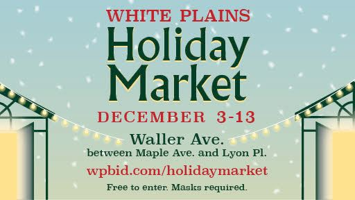 Holiday Market flyer for newsflash dec 1