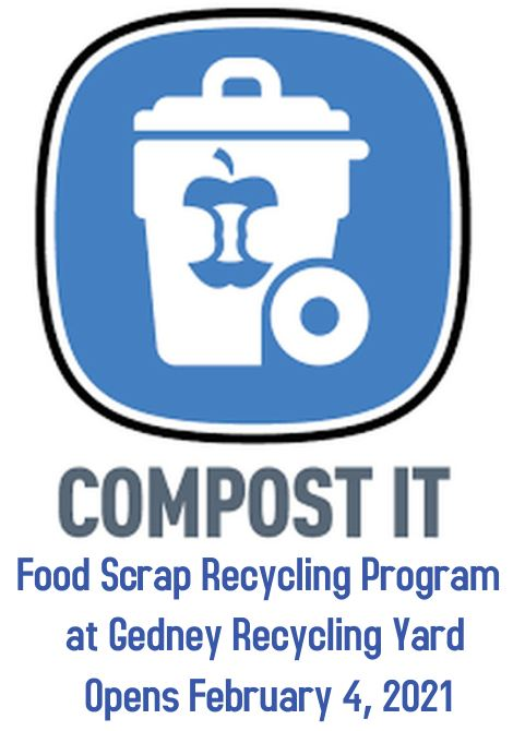 Compost it Food Recycling Program Opens February 4 2021