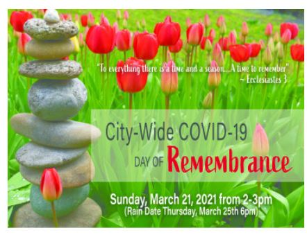 Covid 19 Remembrance Program