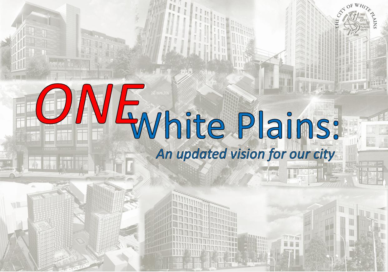 One White Plains Logo