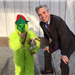 Mayor with Grinch