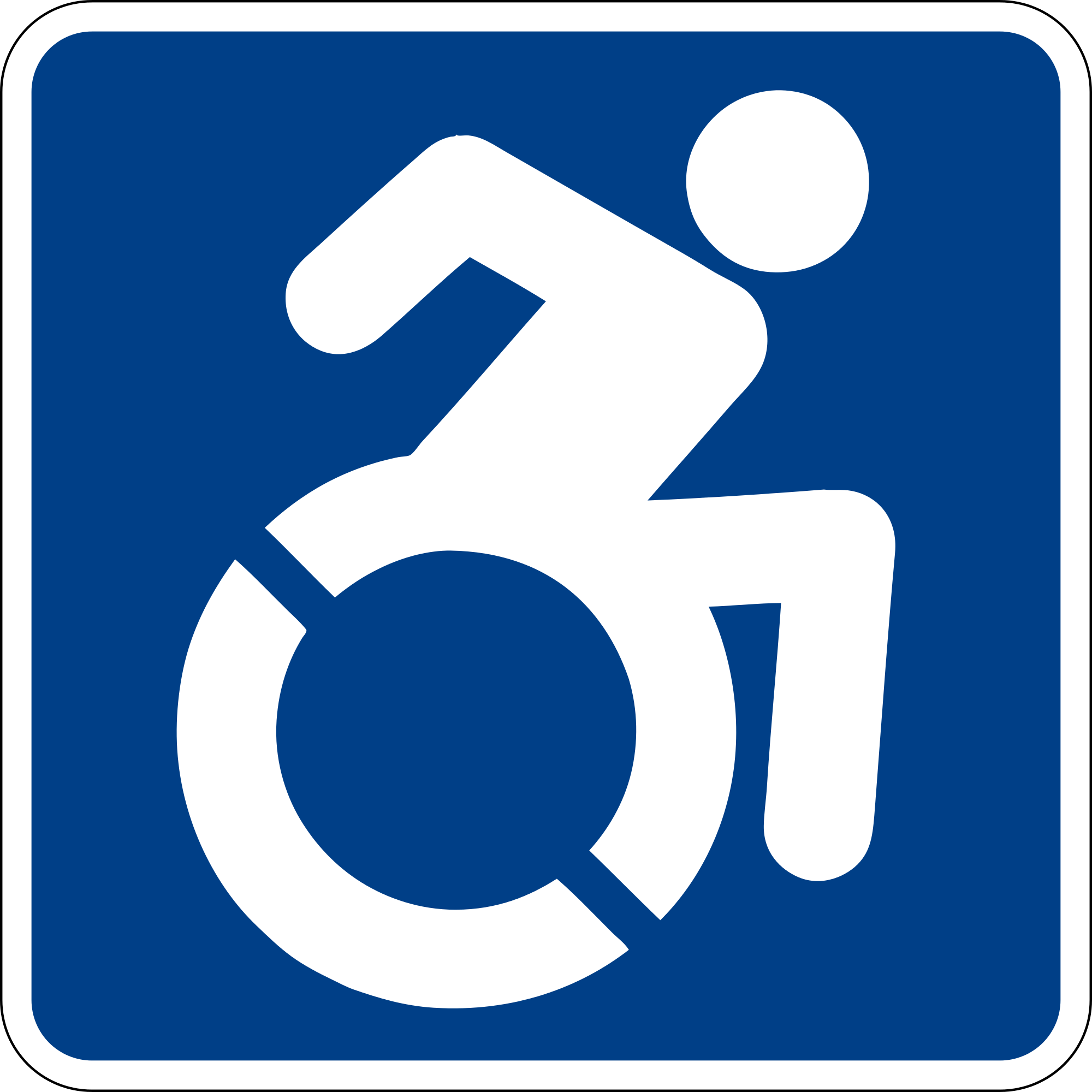 Intl Symbol of Access