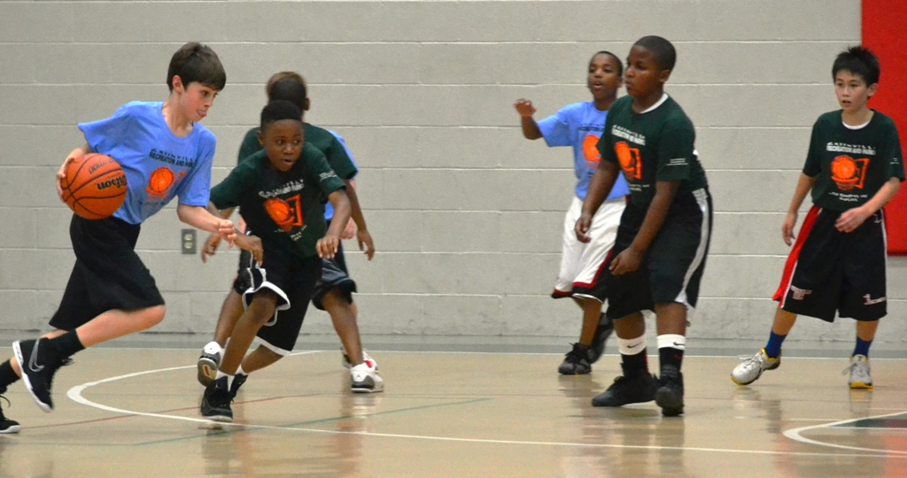 Junior Magic Basketball Leagues | Orlando Magic